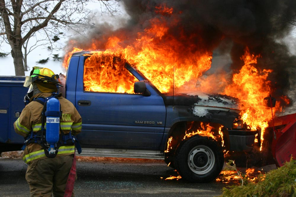 FAEC offers vehicular fire investigation services